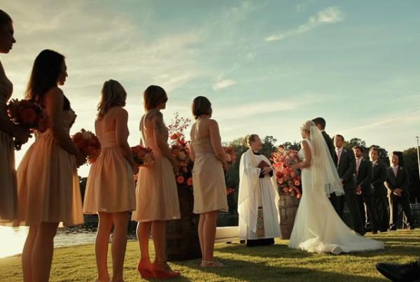 Destination Wedding Video Ceremony