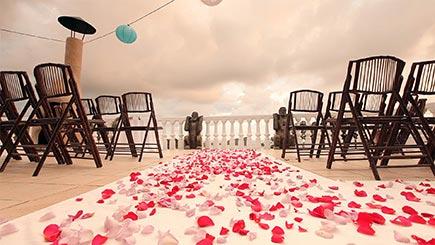Costa Rica Wedding Videography - Flowers