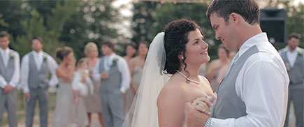 Mississippi Wedding Video - First Dance